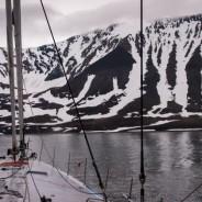 Desembarco en la isla del Oso